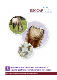 GL8: A guide to the treatment and control of equine gastrointestinal parasite infections